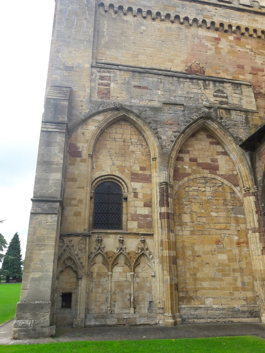 Edburga's Chapel Blog Image